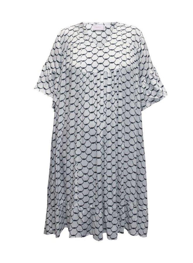 Unique Dress - Ikat