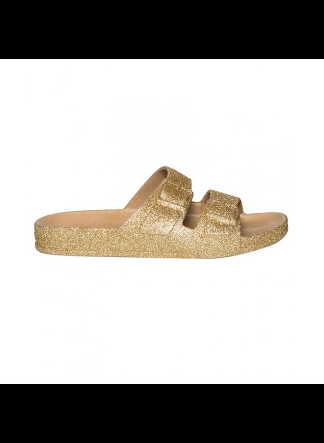 Trancoso Sandal - Gold