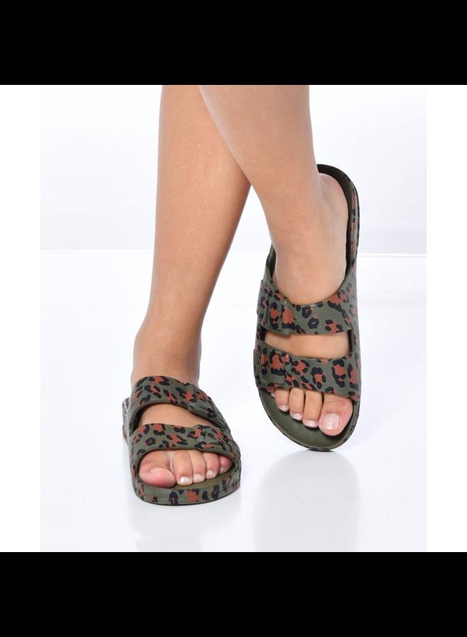 Amazonia Sandal - Dark Kaki