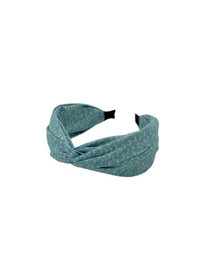 Lyon hairband - Lt Blue