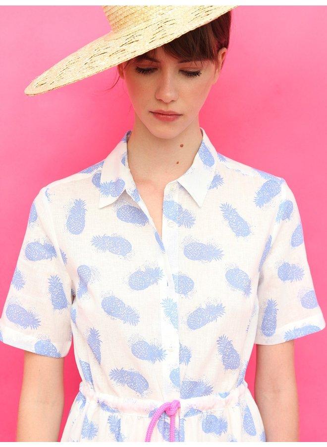 Evelin Dress - Pineapple
