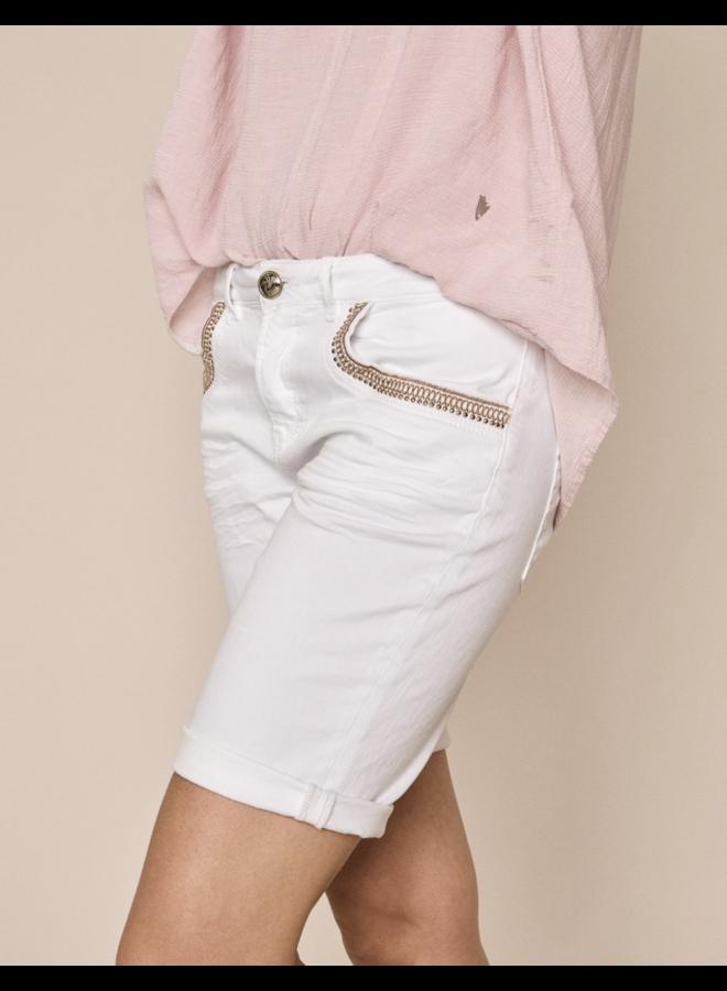 Bradford mercury shorts - White