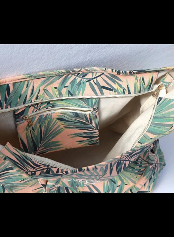 Palm Shoulder Bag