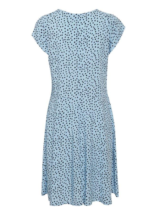 Gisla Dress - Cashmere Blue Dot