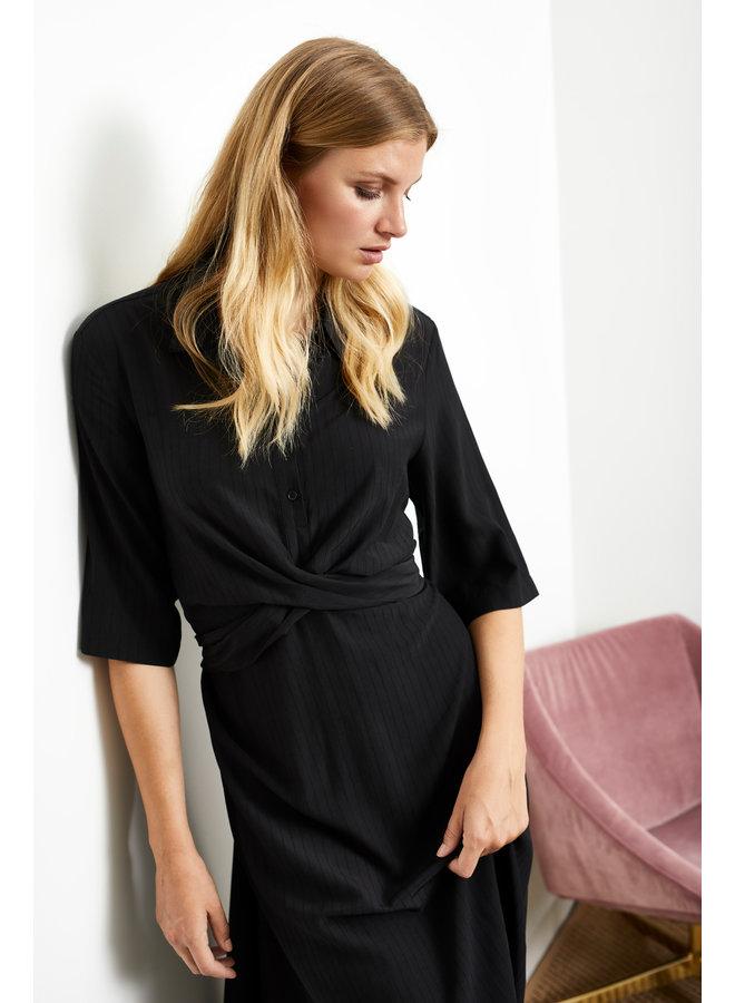 Bianca Dress - Black