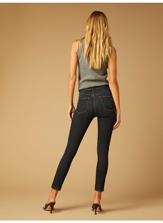 Farrow High Rise Ankle Skinny - Willoughby