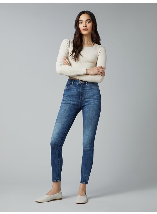 Farrow High Rise Ankle Skinny - Rogers