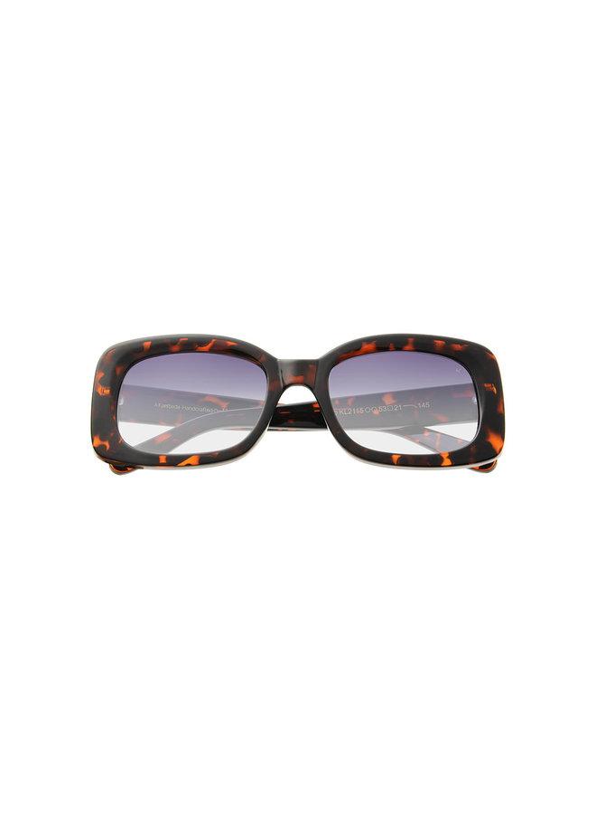 Salo Sunglasses - Demi Tortoise
