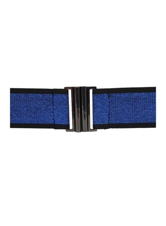 Elastic Belt - Blue