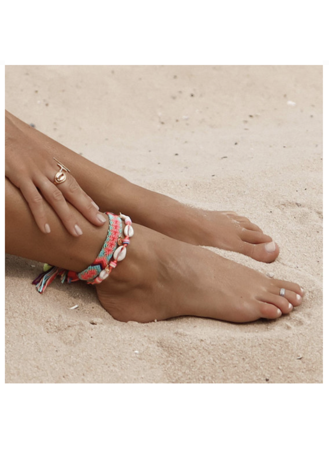 Tropic Shell Anklet