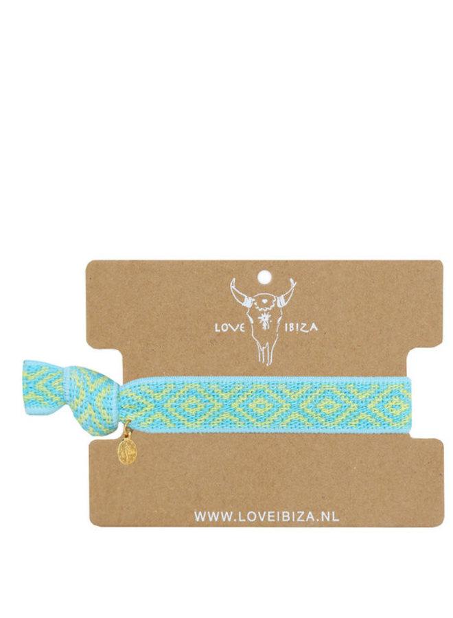 Mexican Blue Bracelet