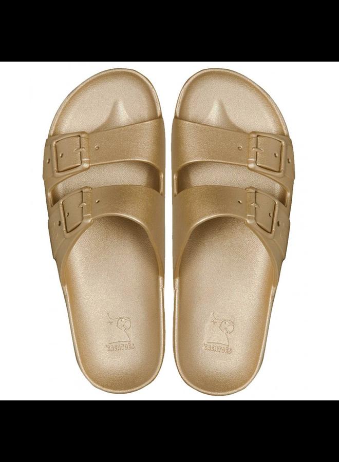 Baleia Sandal - Gold