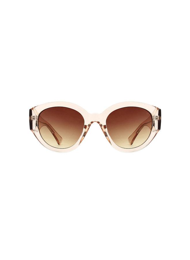 Big Winnie Sunglasses - Champagne