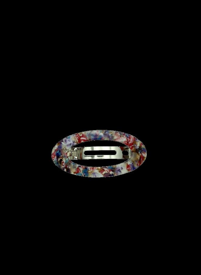 Oval hairclip - Multi