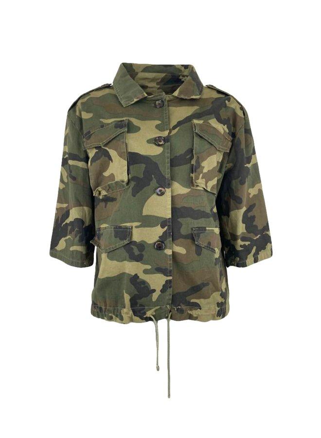 Jordan Jacket - Army
