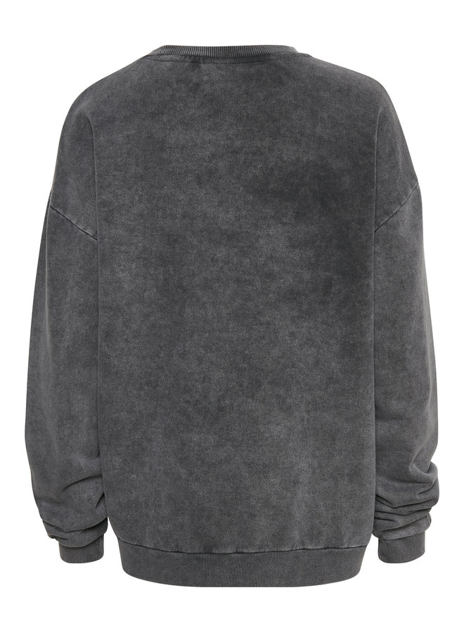 Molaz Sweatshirt - Black Wash