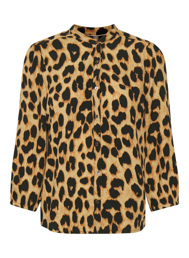 Carrie Shirt - Leopard