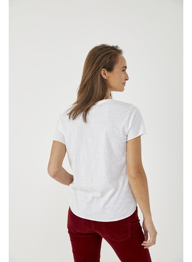 Eagle T-Shirt - Blanc