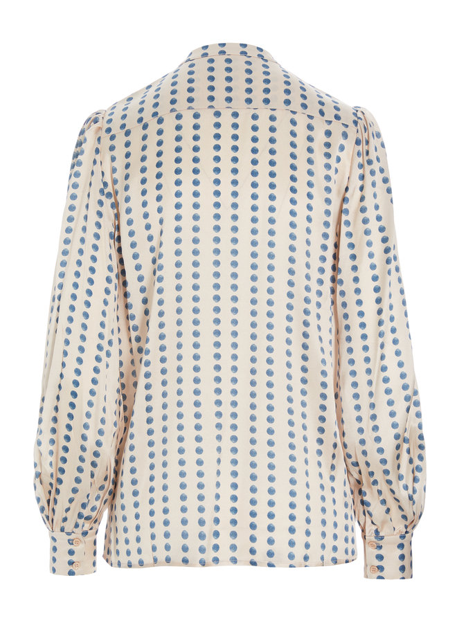 Stacy Tunic - Pearl Latte