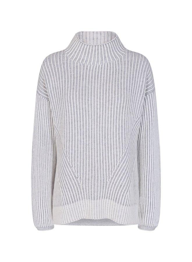 Orpa Pullover - Light Grey Mel