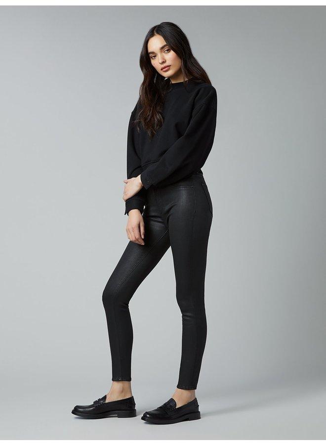 Florence Mid Rise Ankle Skinny - Medina Coated