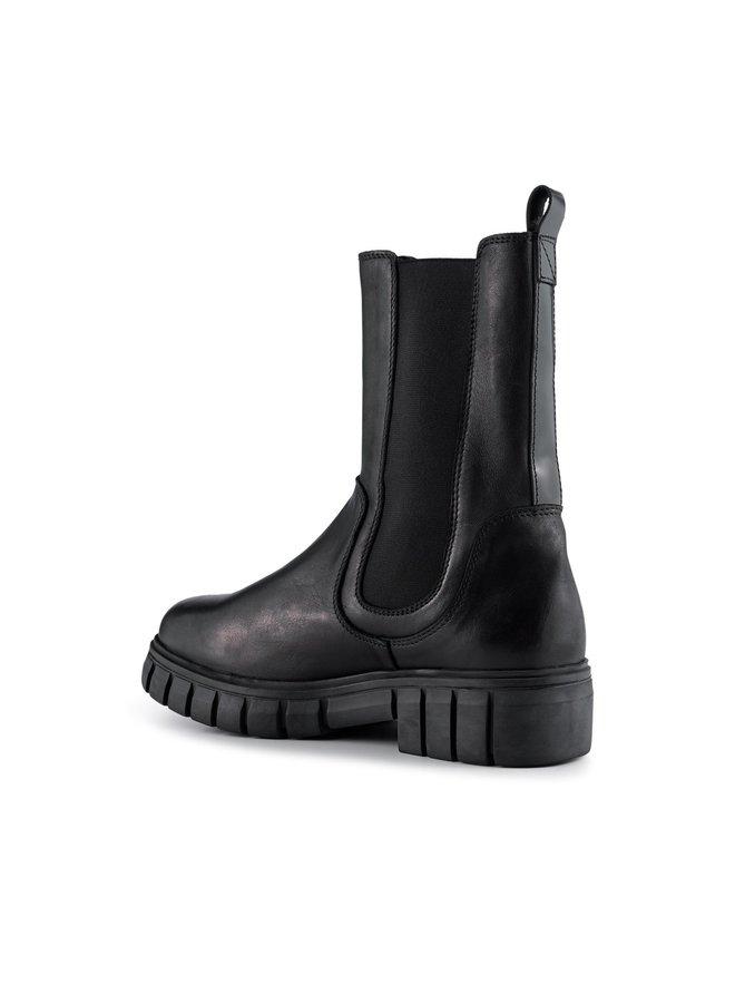 Rebel Chelsea Boot - Black