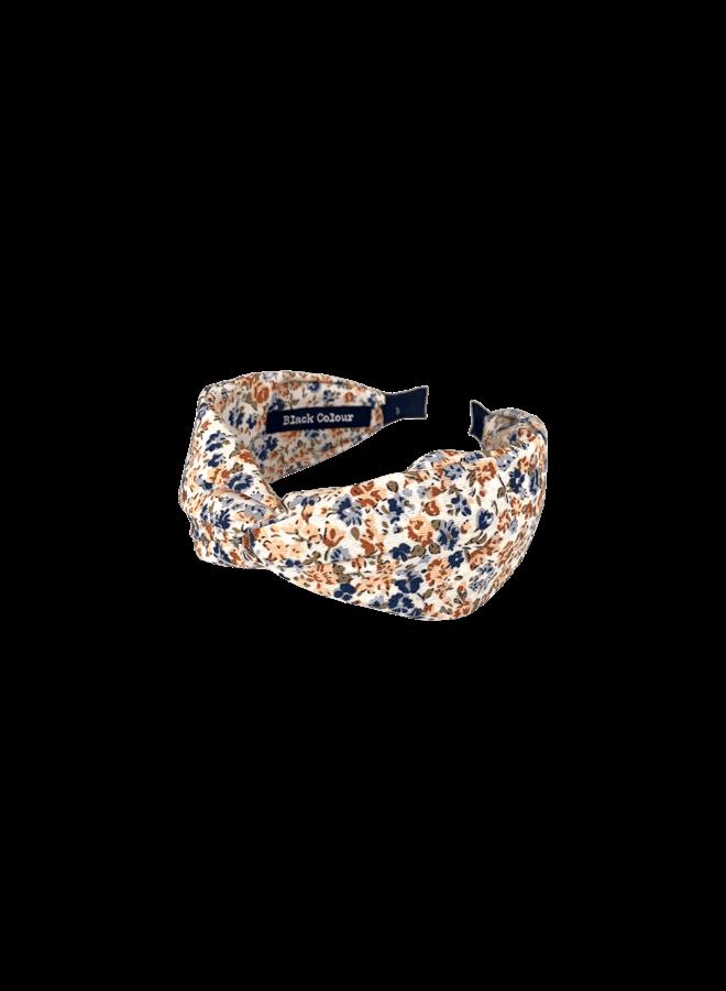 Sheffield Flower Headband - White Coral