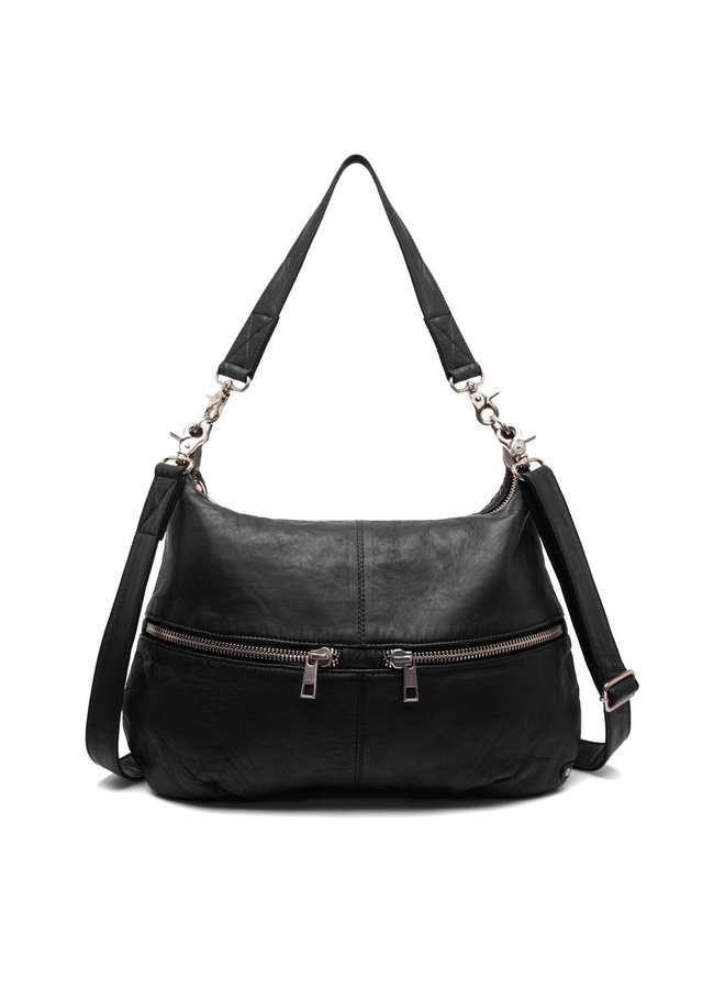 Medium Shopper Bag - Black