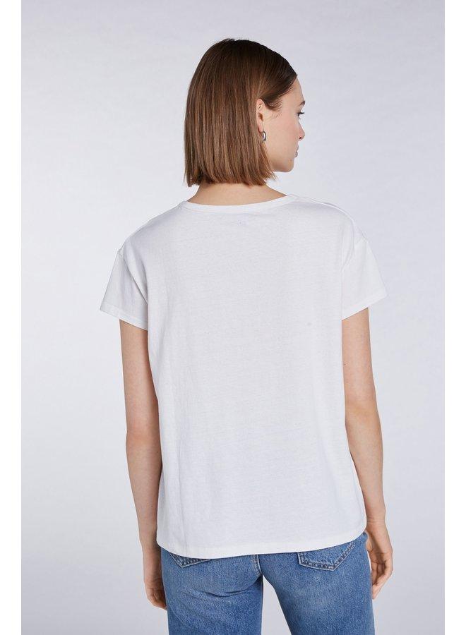 Follow That Dream T-Shirt - White
