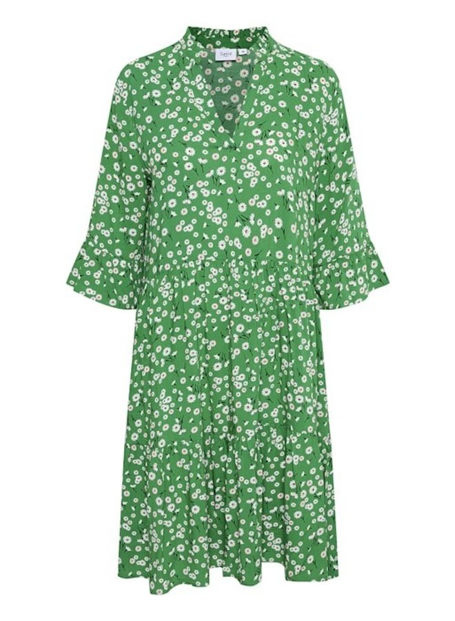 Eda Dress - Jelly Bean