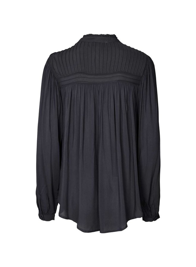 Cara Shirt - Washed Black