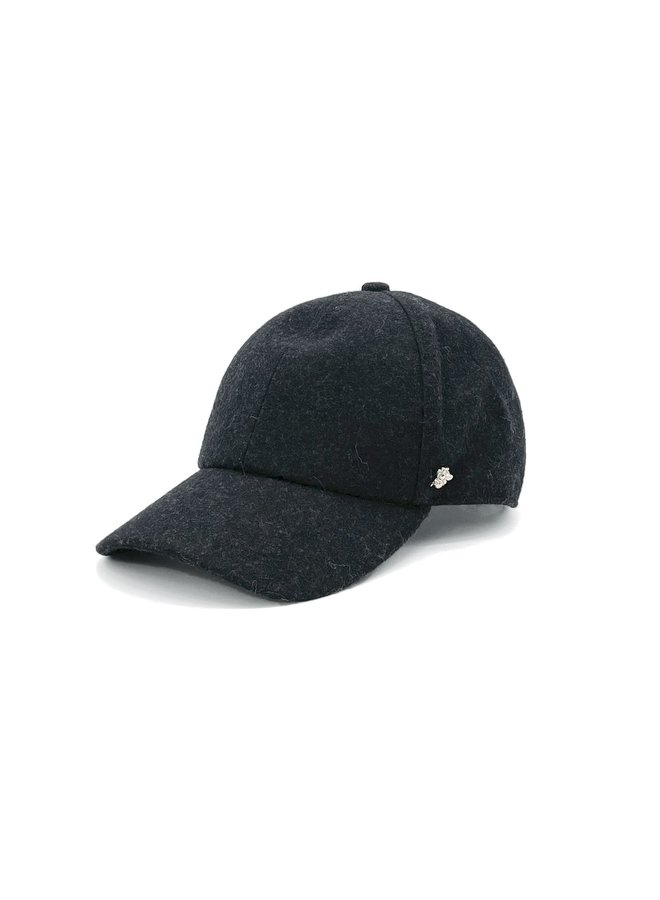 Nina Baseball Cap - Black