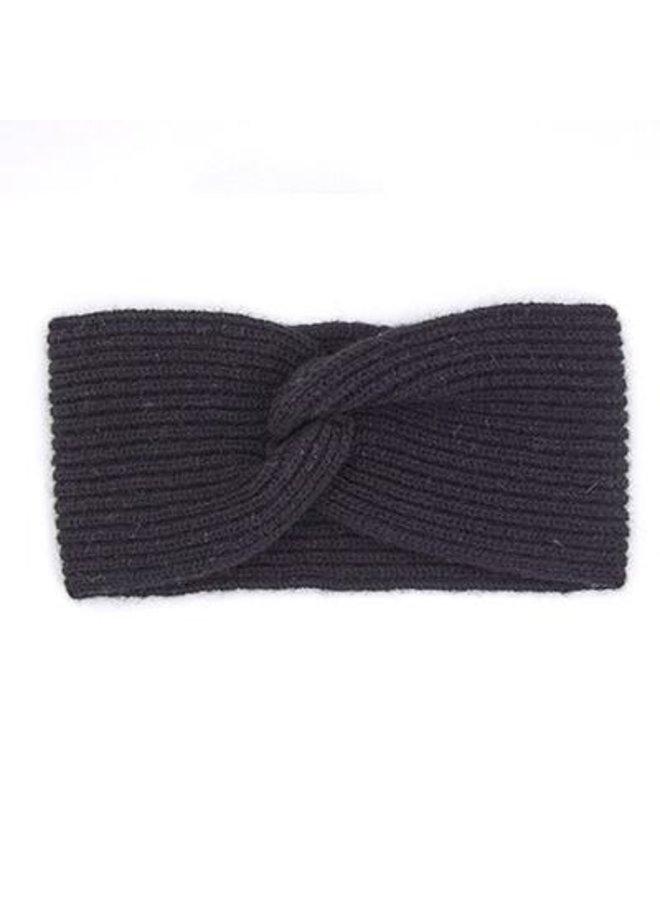 Rachel Headband - Black