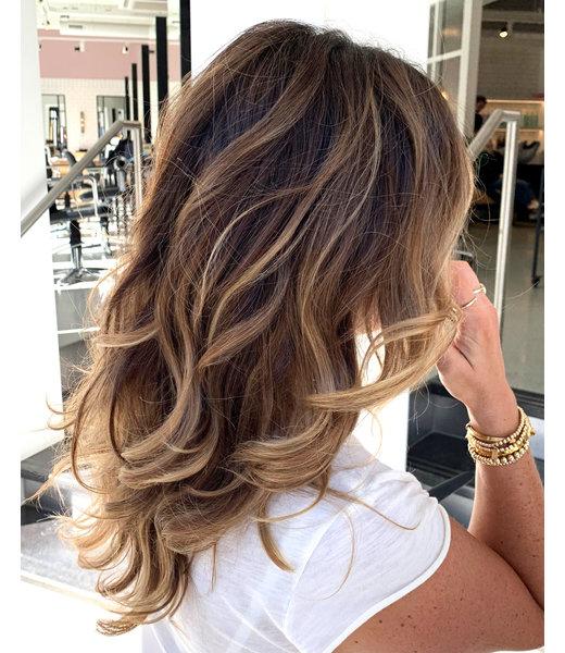 Messy Loose Curls