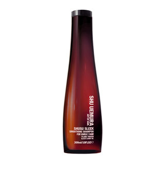 Shu uemura Shushu sleek shampoo coarse hair