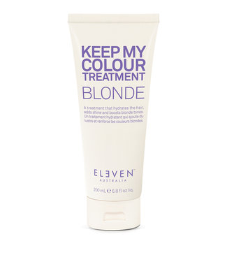 Eleven Keep My Colour Treatment BLONDE