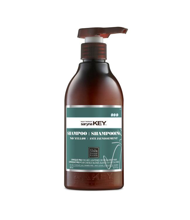 Saryna Key No Yellow Shampoo 500ML