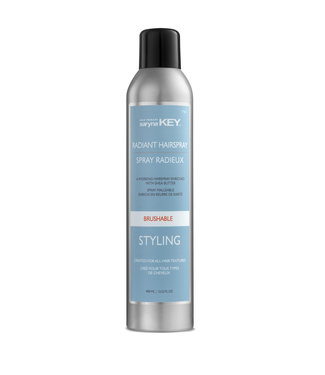 Saryna Key Hairspray Brushable