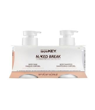 Saryna Key Naked duo (body shampoo and mask)