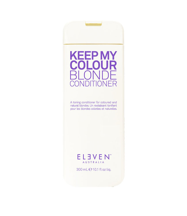 Eleven Keep my colour blonde conditioner