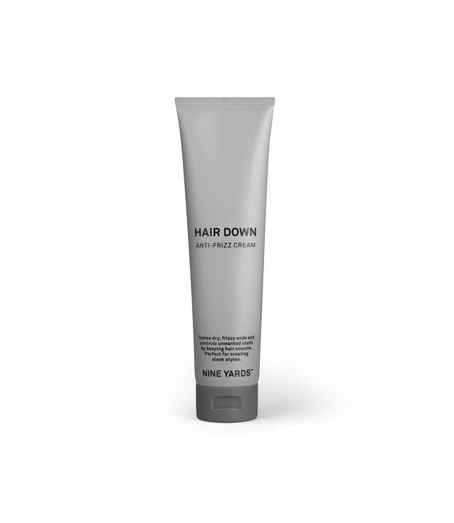 NINE YARDS Hair Down - Anti-Frizz Cream 150 ml
