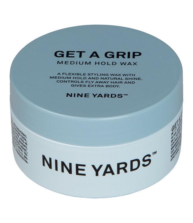 NINE YARDS Get a grip - Medium Hold Wax 100 ml