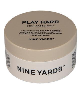 NINE YARDS Play Hard - Dry Matte Paste 100 ml