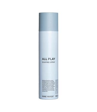 NINE YARDS All Play - Shaping Spray 300 ml