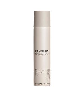 NINE YARDS Hands-On - Texturizing Spray 300 ml