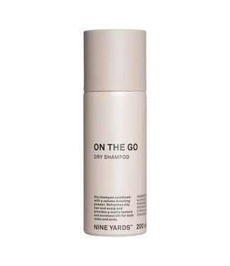 NINE YARDS On The Go - Dry Shampoo 200 ml
