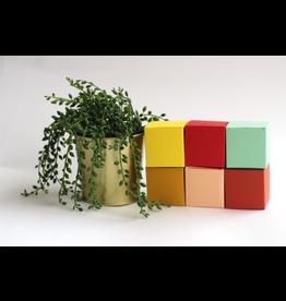 Oli & Eli Kubus doosje- per 10 stuks - Color