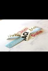 Oli & Eli Vinyl stickers