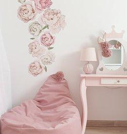 Miii Mi POOF zitzak pink