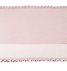 Miii Mi Velvet speelmat Vierkant - pink